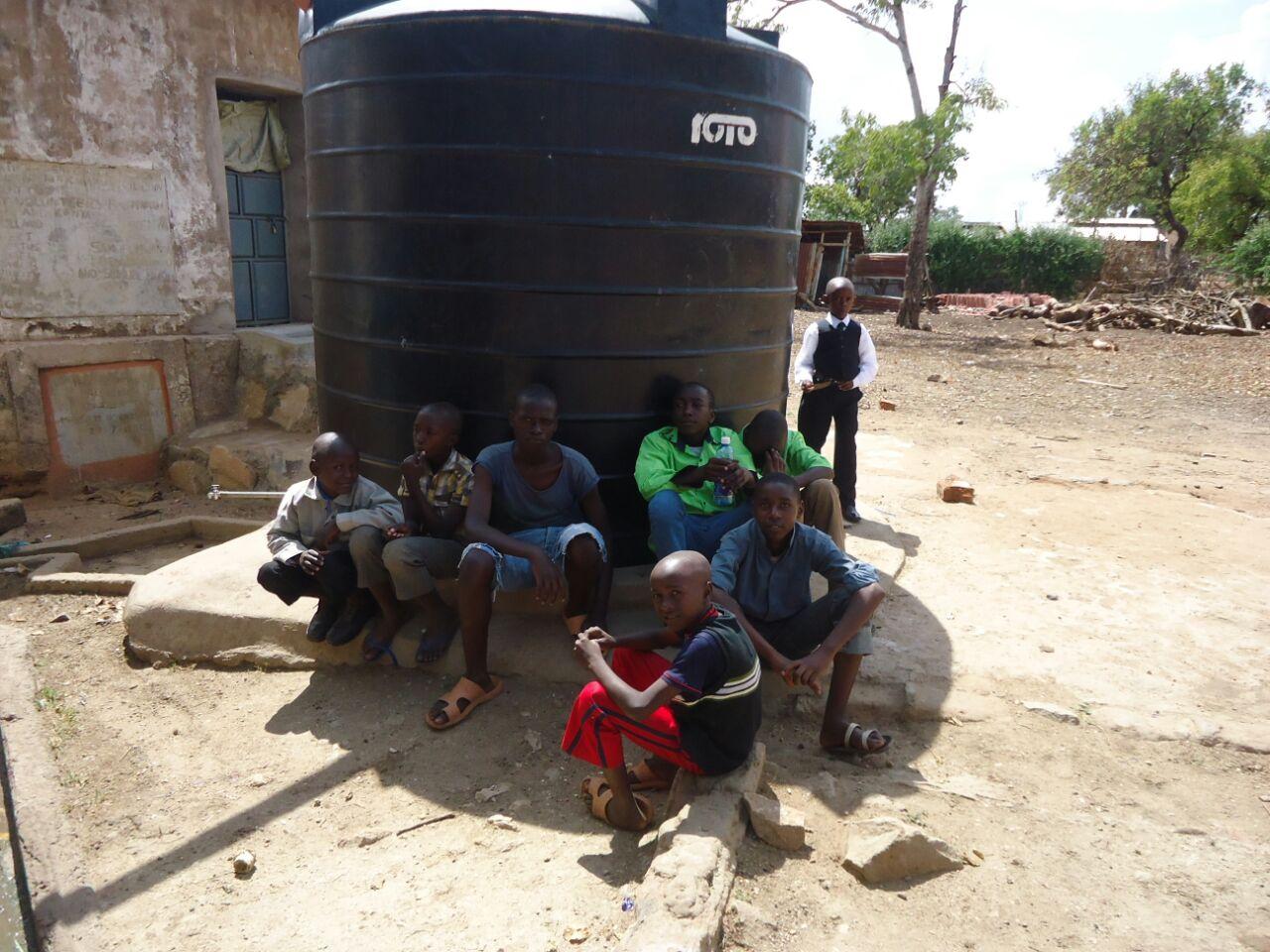 Dzieci w Kathozweni