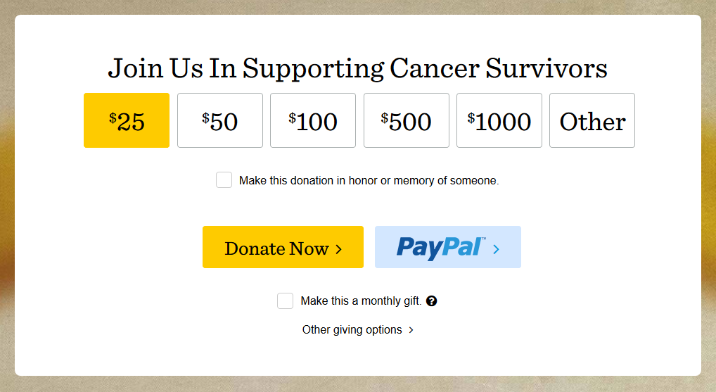 livestrong-donate