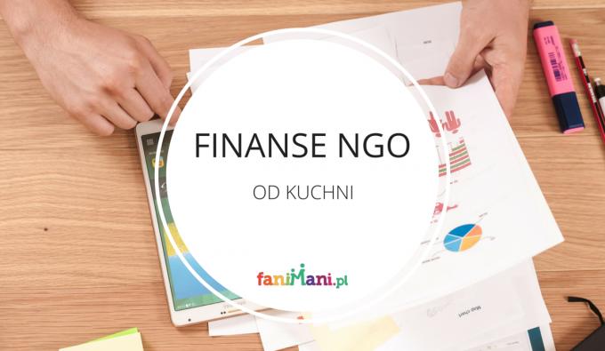 Finanse NGO od kuchni, czyli z czego sfinansować swoją działalność?