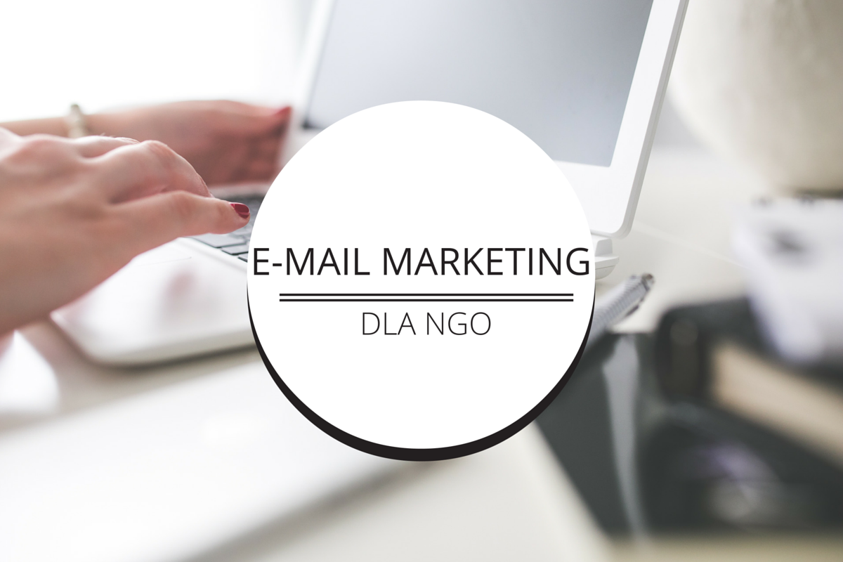 e-mail marketing dla nonprofit