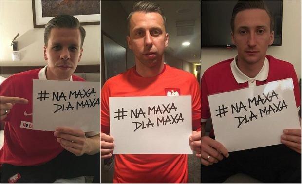 Akcja na Maxa dla Maxa – 1,5 mln zł to cena dalszego życia rocznego chłopca