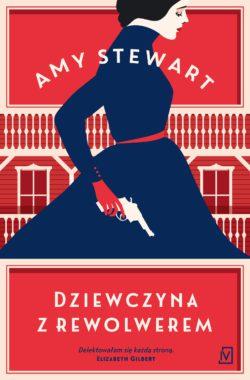 Dziewczyna z rewolwerem - książka